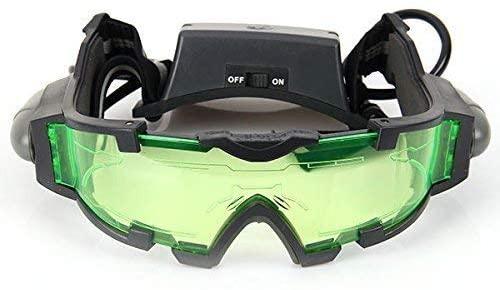 Lista de gafas infrarrojos