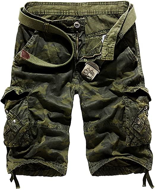 El top de pantalón corto camuflaje hombre para usted