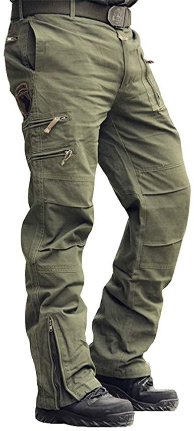 El top de pantalones tácticos