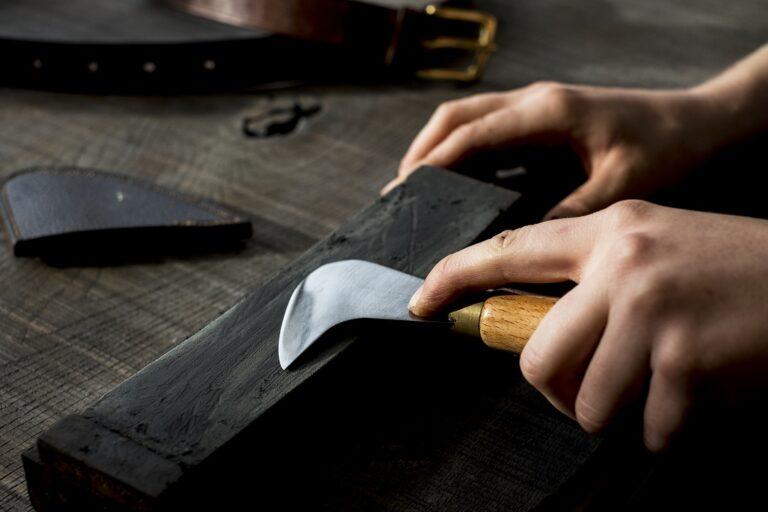 afilar cuchillos y navajas