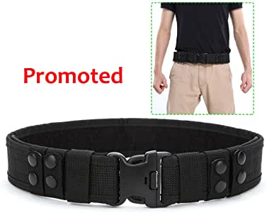 La lista de cinturones para vigilantes de seguridad para usted