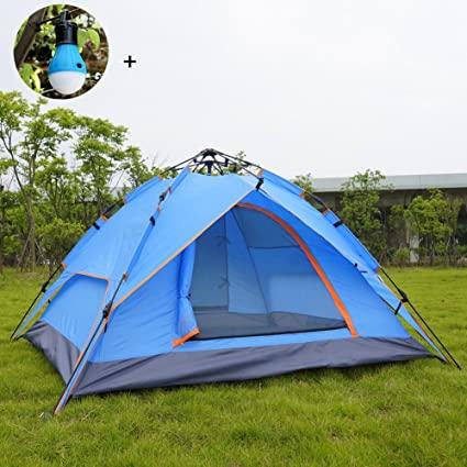 La lista de material de camping para usted