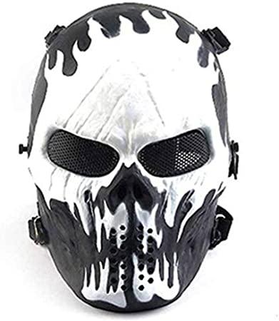 La selección de máscara de calavera para usted