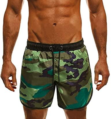 La selección de pantalones cortos de camuflaje para usted