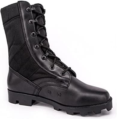La selección de zapatos militares hombre para usted