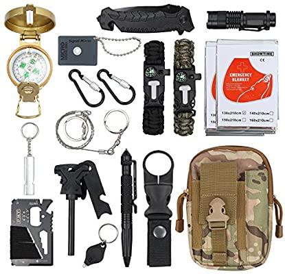 Lista de kit supervivencia montaña para ti