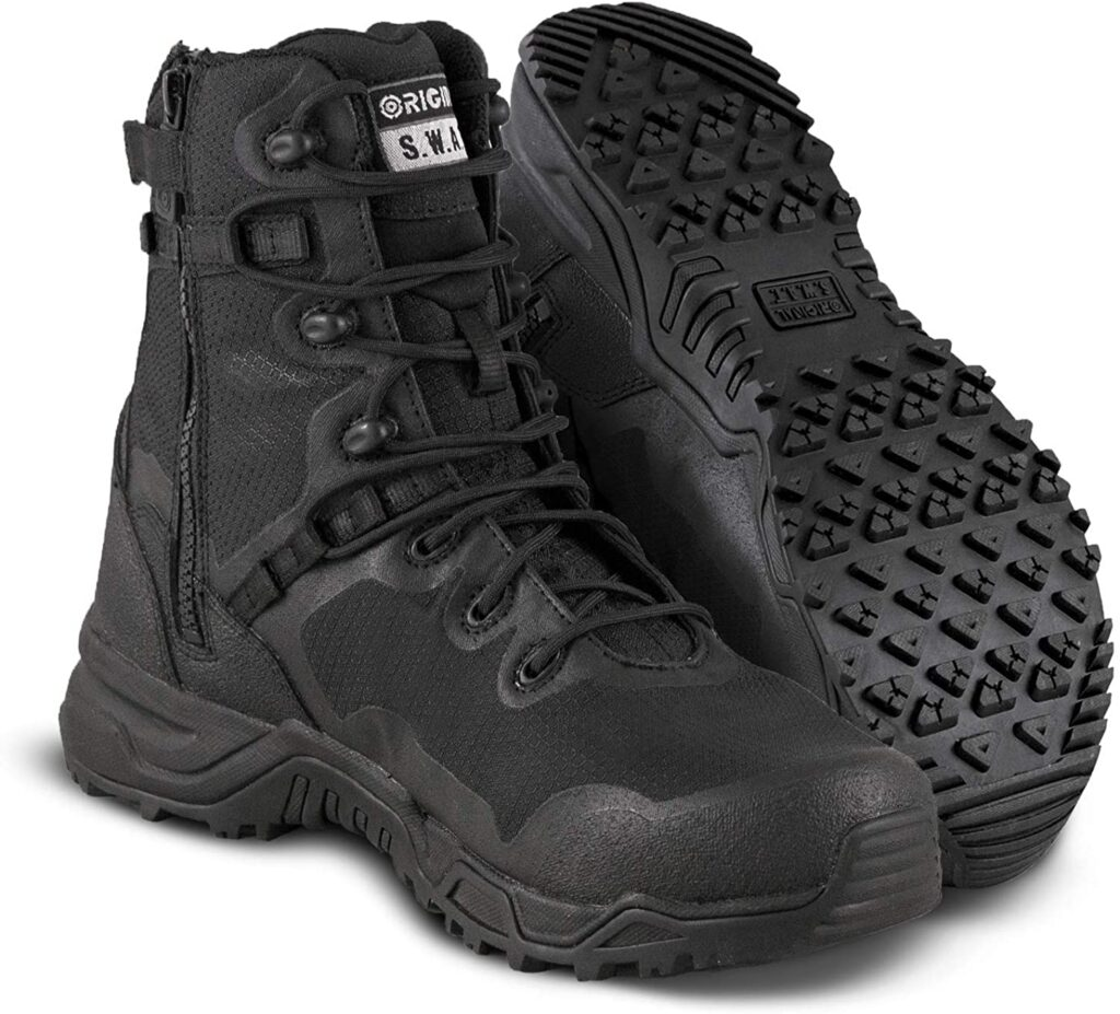 Nuestra lista de botas swat para ti