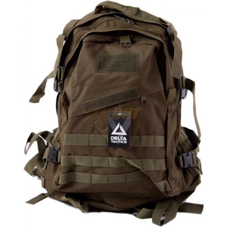 Nuestra lista de mochila delta tactics