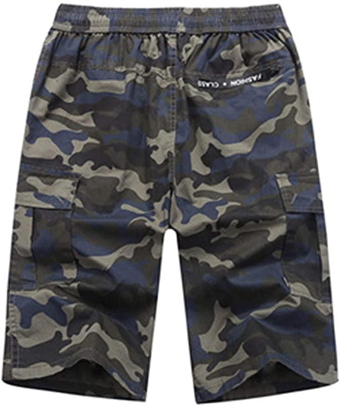 Nuestra lista de pantalón corto camuflaje