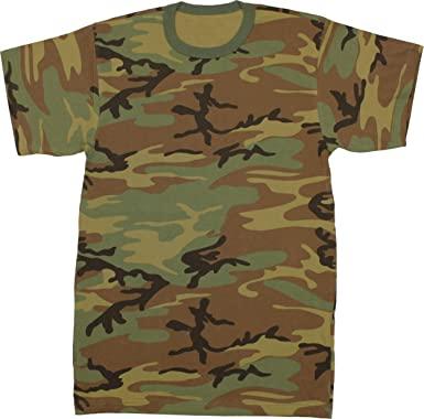 Nuestra selección de camisas de camuflaje