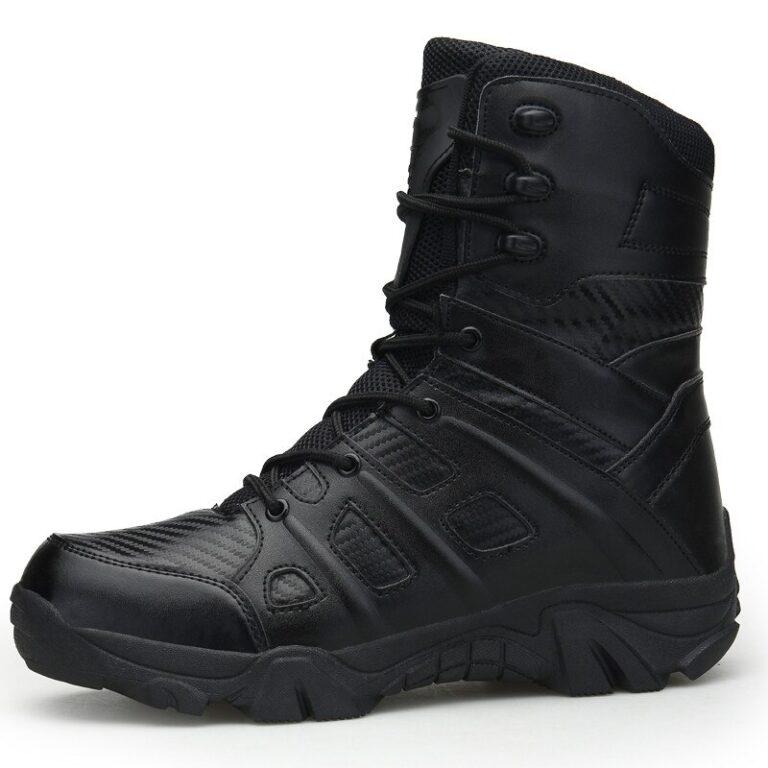 Nuestra selección de zapatos tácticos policiales para usted