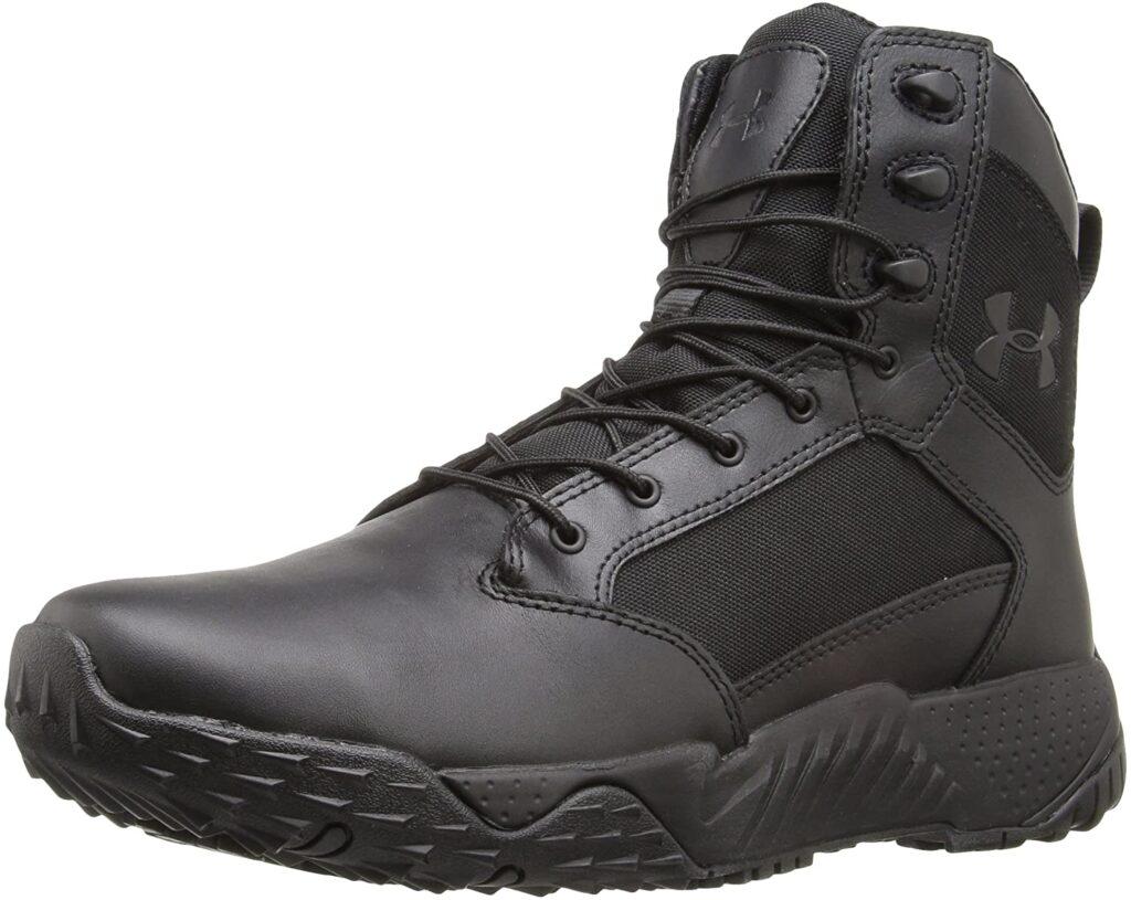 Nuestro catálogo de botas policiales under armour para ti