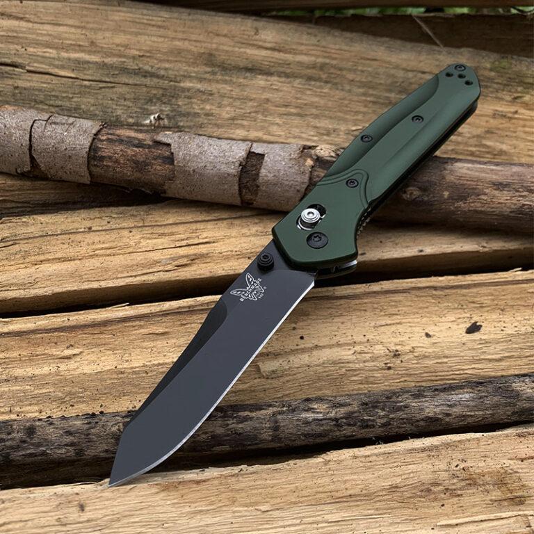 Nuestro top de cuchillos de titanio para ti