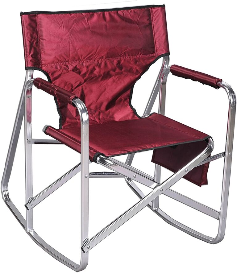 Nuestro top de silla de camping para usted