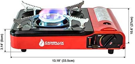 Selección de cocina de gas butano portátil para ti