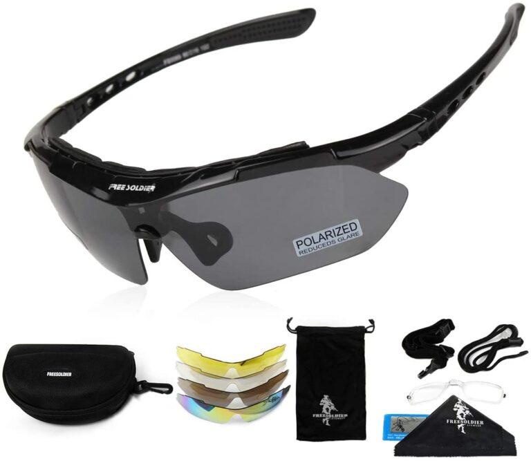 Selección de gafas para cazar para ti