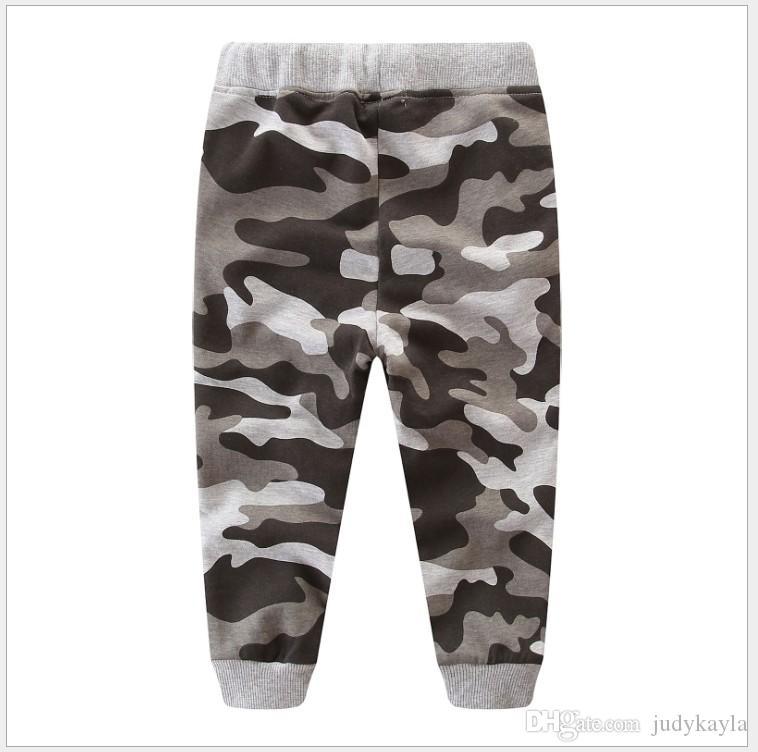 Selección de pantalón camuflaje niño para usted