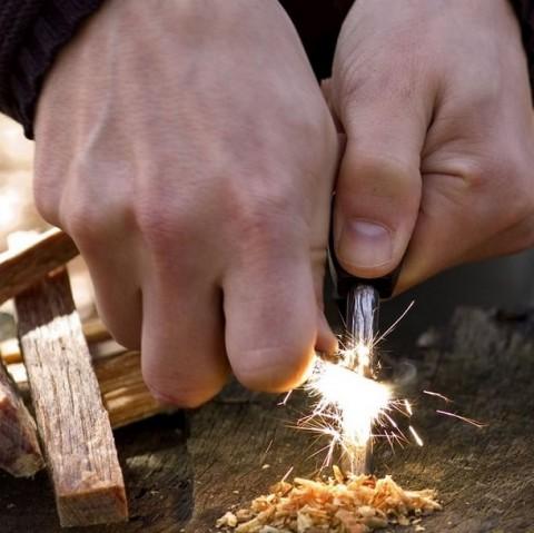 Selección de pedernales para hacer fuego para usted