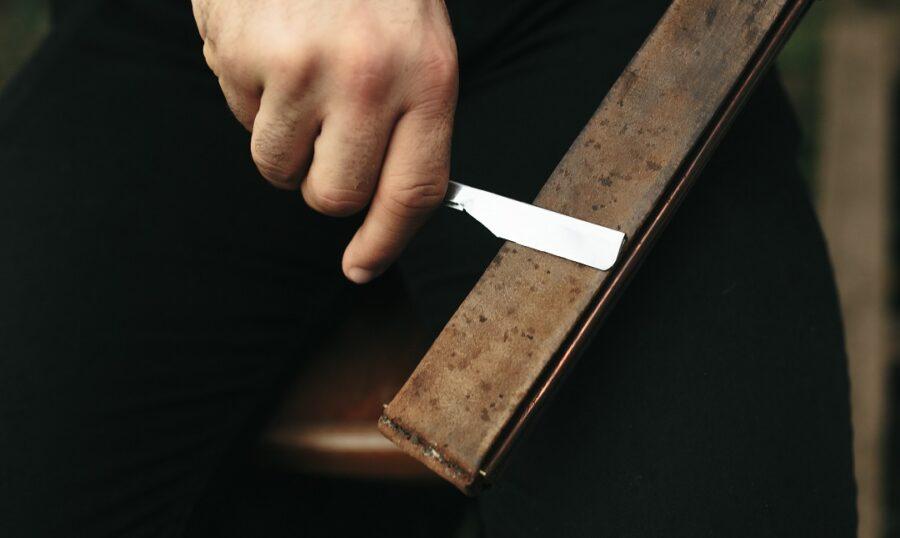 Afiladores de cuchillos y navajas