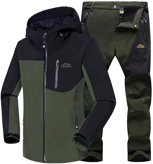 Catálogo de chaqueta montaña hombre
