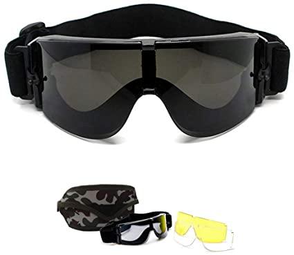 Catálogo de gafas tácticas militares