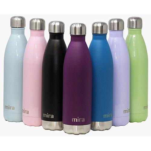 La lista de botellas agua aluminio
