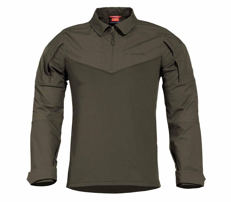 La lista de camisa táctica