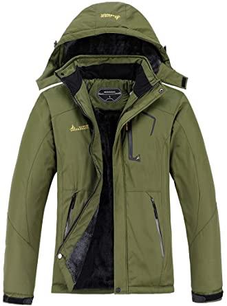 Lista de abrigo montaña