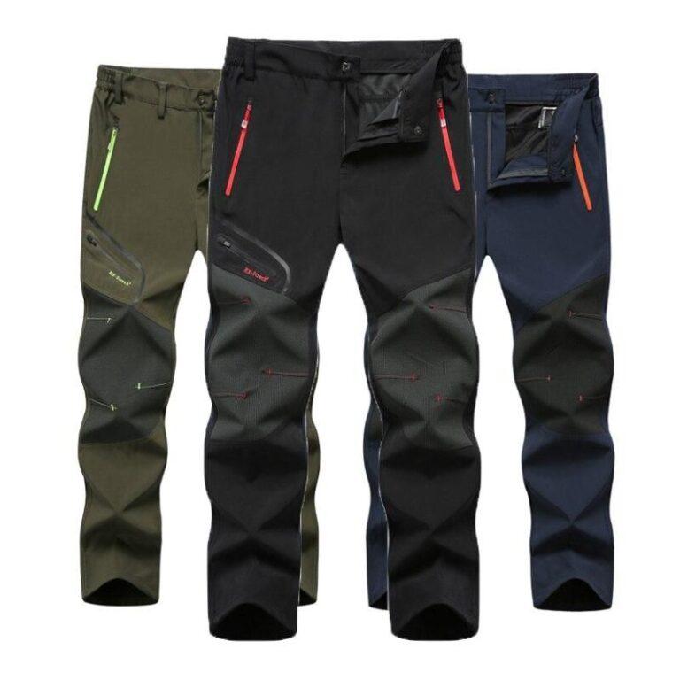 Lista de pantalones para montaña para usted