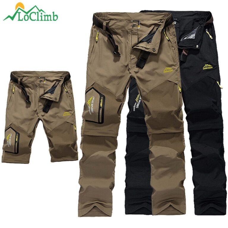 Nuestra lista de pantalones montaña hombre