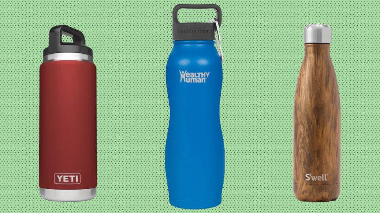 Nuestra selección de botellas agua caliente para usted