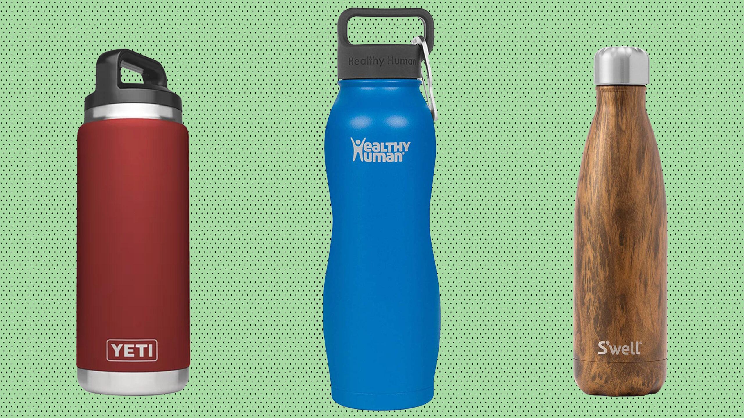 Nuestra selección de botellas termo para ti