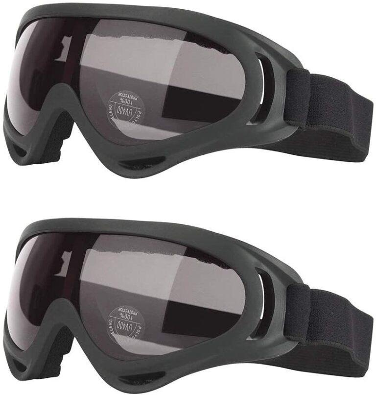 Nuestra selección de gafas tácticas