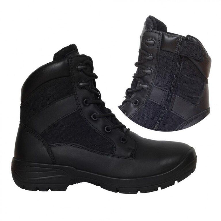 Nuestro catálogo de botas tácticas policiales para usted