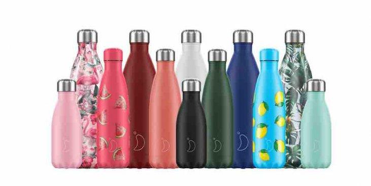 Nuestro top de botellas térmica laken