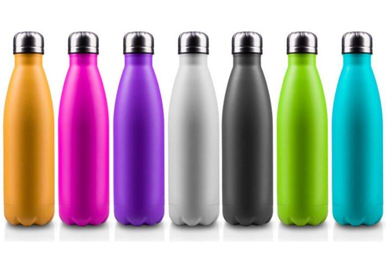 Selección de botellas acero para ti