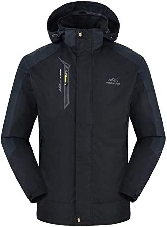 Selección de chaqueta de montaña hombre para usted