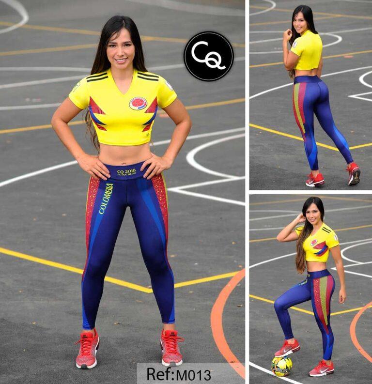 Selección de top deporte mujer