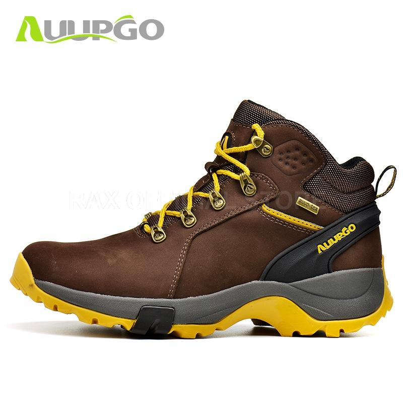 Catálogo de botas de montaña impermeables para ti