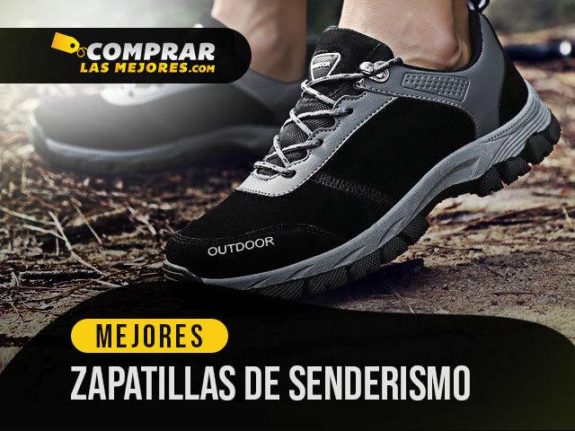 El top de zapatos de senderismo para ti