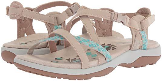 La lista de sandalias comodas para caminar mujer