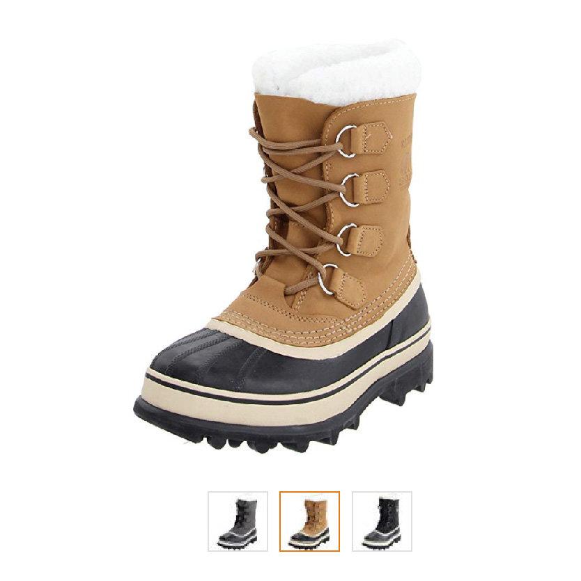 La lista de zapatos para nieve mujer