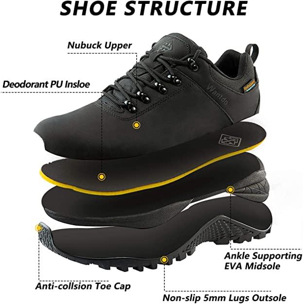 La selección de botas trekking impermeables para usted