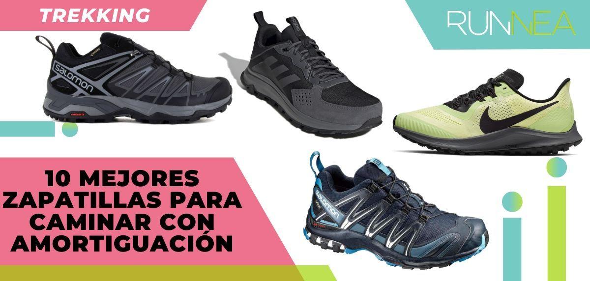 La selección de zapatillas para caminar de mujer para ti