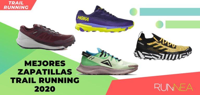 Lista de zapatillas trail impermeables para ti