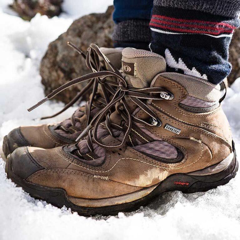 Nuestra lista de calzado de trekking para ti