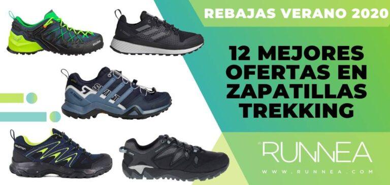 Nuestra lista de zapatillas trekking verano para ti