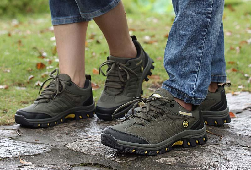 Nuestra lista de zapatos de trekking para usted