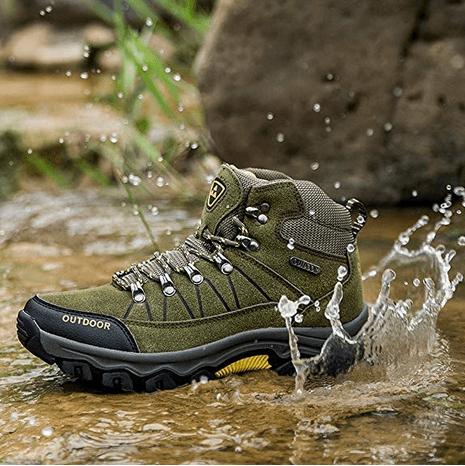 Nuestra selección de botas de trekking baratas