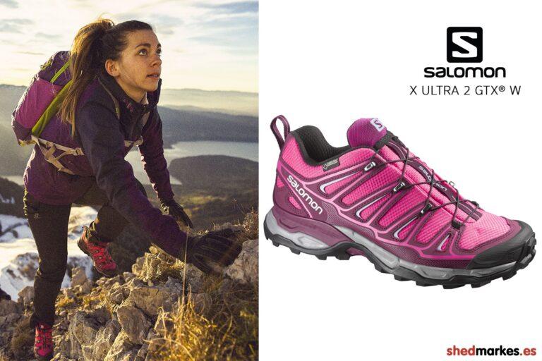 Nuestro catálogo de deportivas montaña mujer para ti